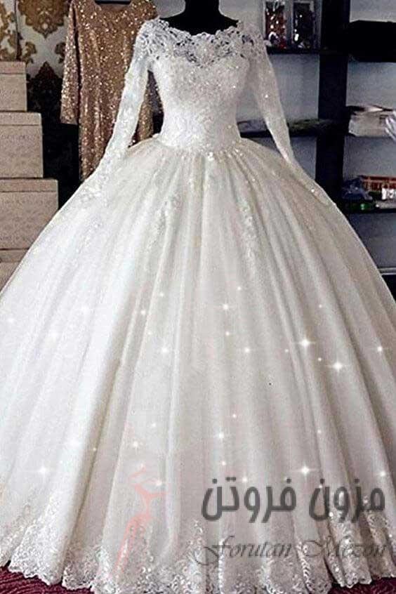 لباس عروس پرنسسی