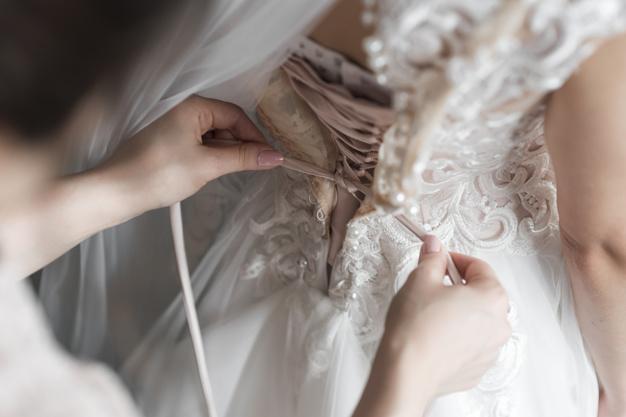 لباس عروس دست دوم استوک