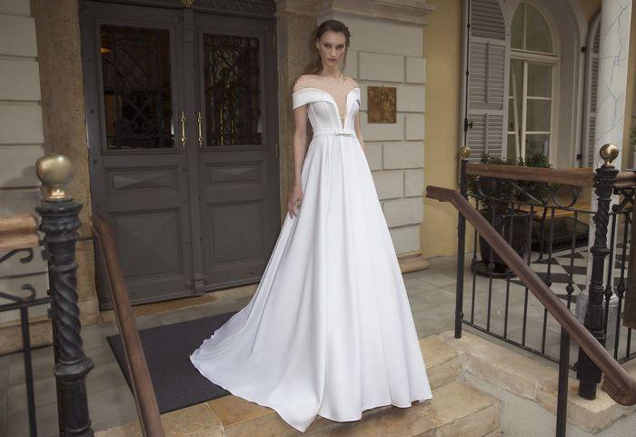 مدل لباس عروس شیک و جدید ۲۰۱۹