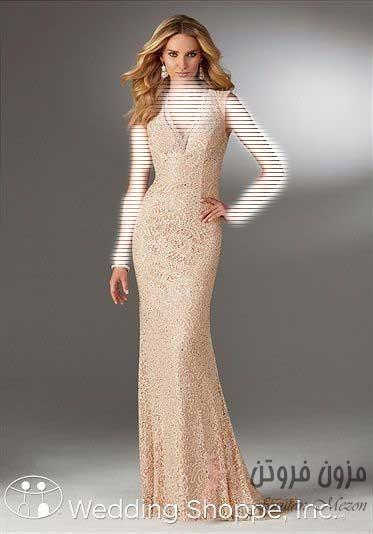 لباس عروس مدل فرانسوی