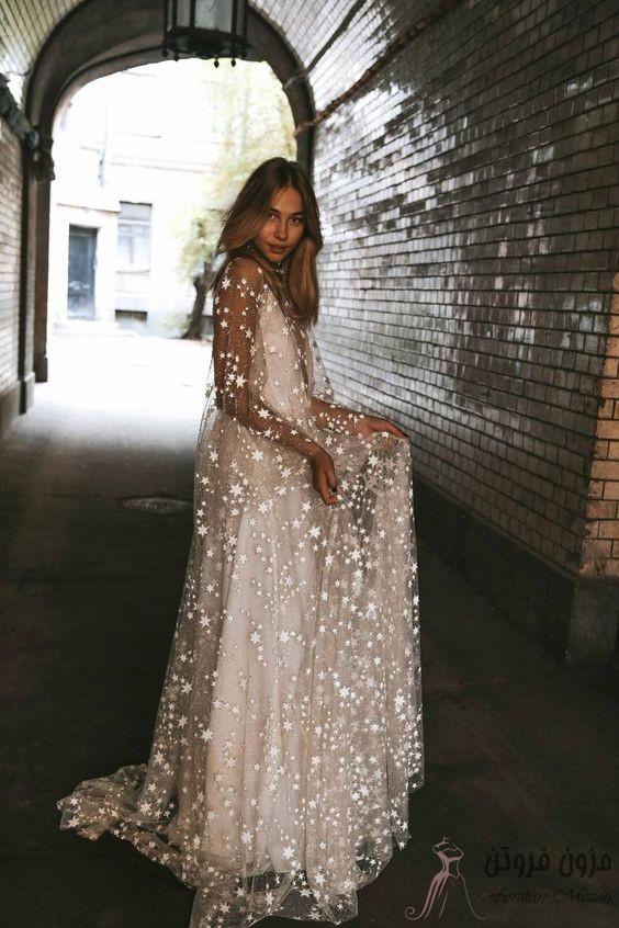 لباس عروس درخشان