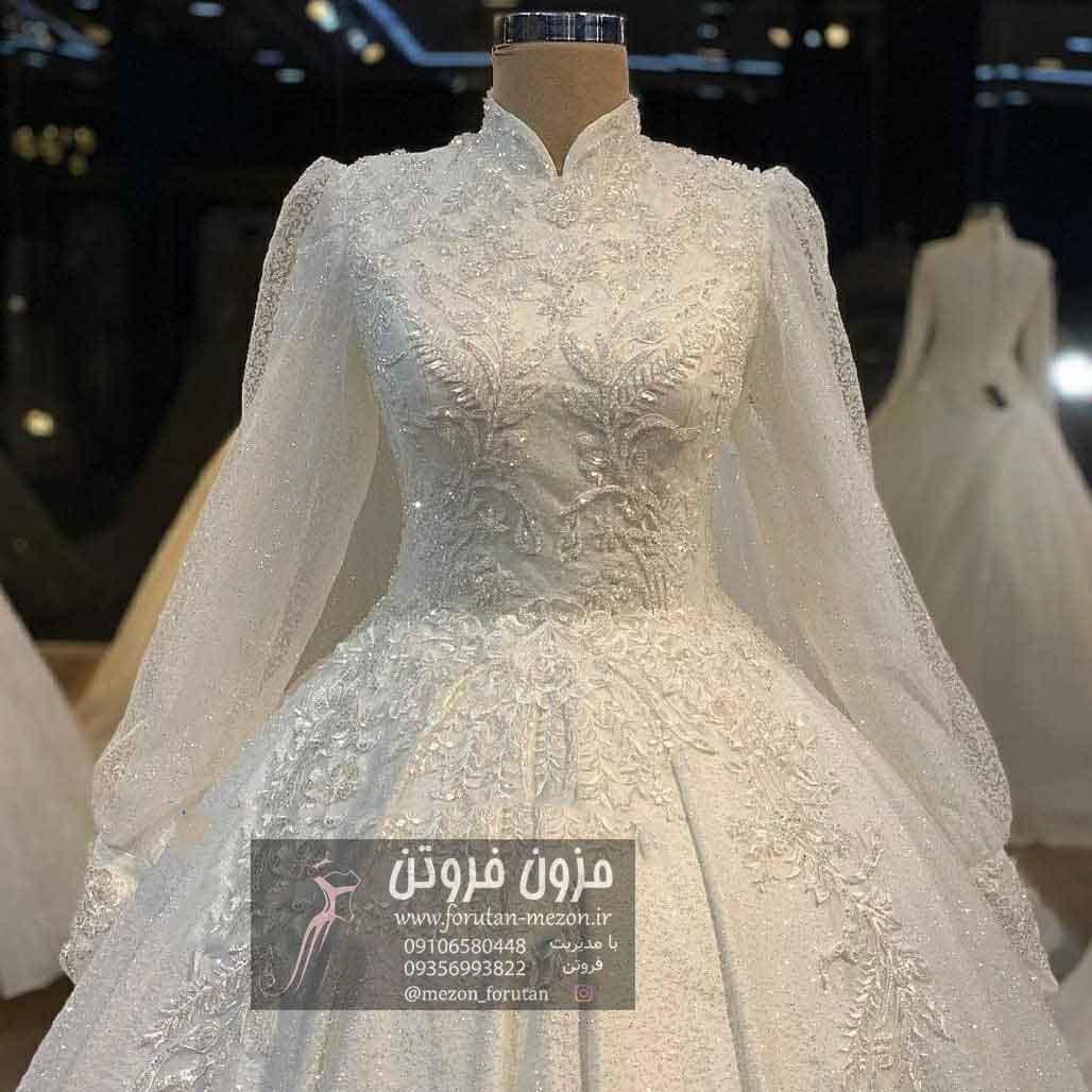 لباس عروس ارزان