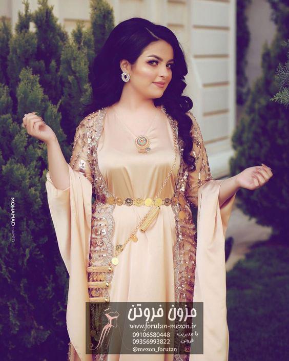 لباس کردی برای عروس
