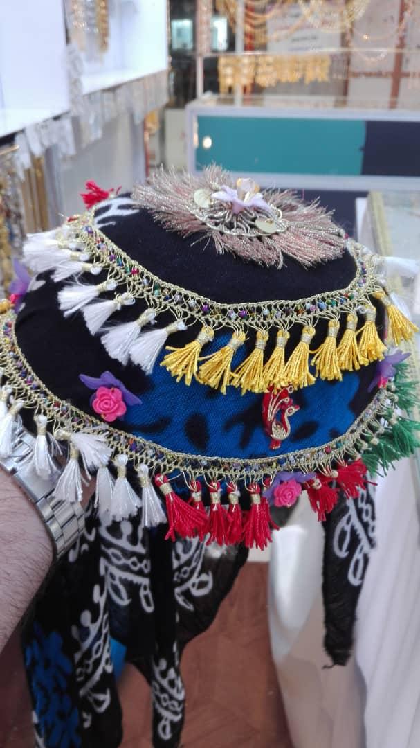 کلاه کردی زنانه 2